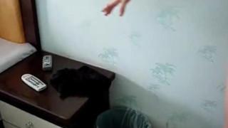[video800精选] 美女自拍 588-小美透明#内内秀美腿