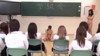 javfree .top 同性羞恥いじめに特化した革命AVドラマ 私立花園女子校いじめ学級会