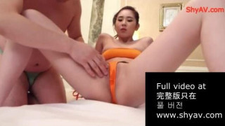 Super Hot Korean Model First Porn Casting With Famous JAV Guy Part 3