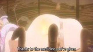 エロアニメ 美少女 巨乳 フェラ 色白