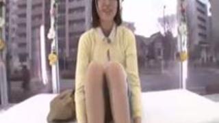 顔出し!女子大生限定 素人娘初めての3P体験◆編 !2 in池袋④