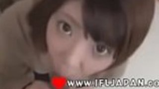 ホット日本語モーテルフェラチオ - もっと日本語のフルHDポルノwww.IFLJAPAN.com