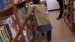 日本の学校長ファックガール