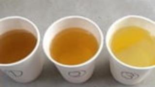 奇妙なアジアンピーズのカップ