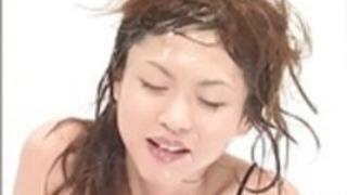 アナル・クリームパイ - 日本のぶっかけ乱交