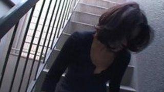 【五十路熟女動画】吉田羊似の52歳の奥様がAV出演!人生初の電マの刺激で喘ぎ悶え生姦FUCKで何度も絶頂にww
