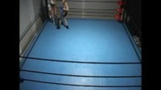 地下ファックボクシング巻。 1