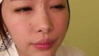 日本のファンタジーベイビーフェイスファック