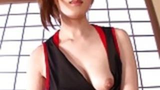 【大橋未久 エロ動画】「美人くの一」凛としたスレンダーお姉さんが ...