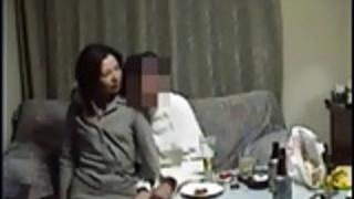 【無修正】素人妻の流出プライベートセックス!