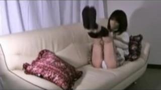 日本の靴下の束縛