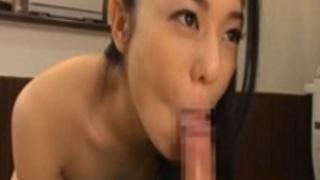 【フェラ抜き】蒼井そらの最高に気持ちよさそうな舌上発射2