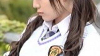 #東方生クリームパイプッシーギャルインユニフォームVol.002 Shino Saijo