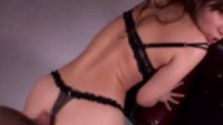 【桜ここみ】エロ下着で挑発してくるドS淫乱痴女の尻コキとフェラチオで連続抜きされたんだがwww