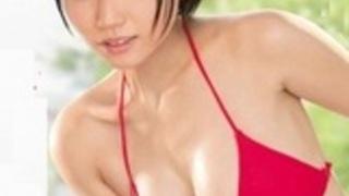 【小澤まな】爽やかな日本一かわゆいビーチバレー美人娘が長身にナイスボディを活かし汗だく農耕セックス