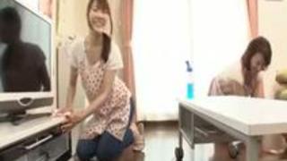 矢部寿恵 娘のために美熟女母親が代理出産のため義理の息子と子作りセックス